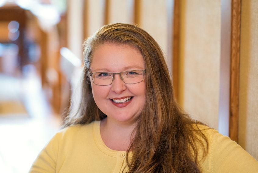 Adele MacDonald, of Annapolis Royal, has been busy during the pandemic with community projects. She is the founder of the Caremongering Annapolis Facebook group and the chief operating officer of Annapolis Investments in Rural Opportunity (AIRO). - Contributed