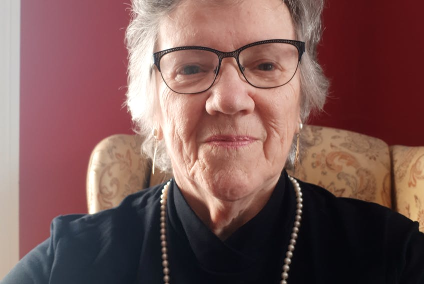 Anne Crossman of Centrelea is a former journalist writing a weekly column for the Annapolis Valley Register. - Contributed