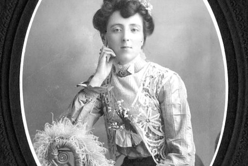"""""""Anne of Green Gables"""" author Lucy Maud Montgomery"""