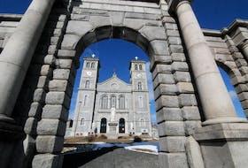 The Roman Catholic Basilica of St. John The Baptist in St. John's. — Joe Gibbons/The Telegram