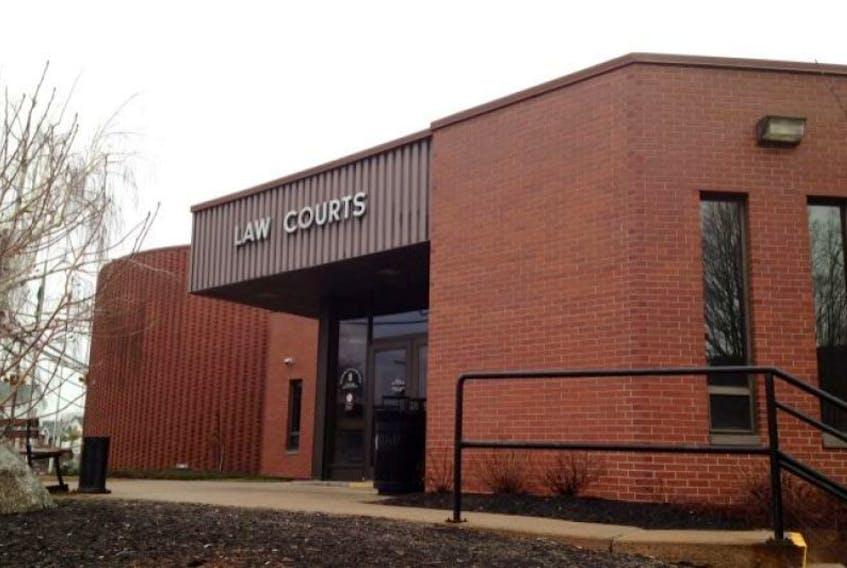 Kentville Justice Centre. File