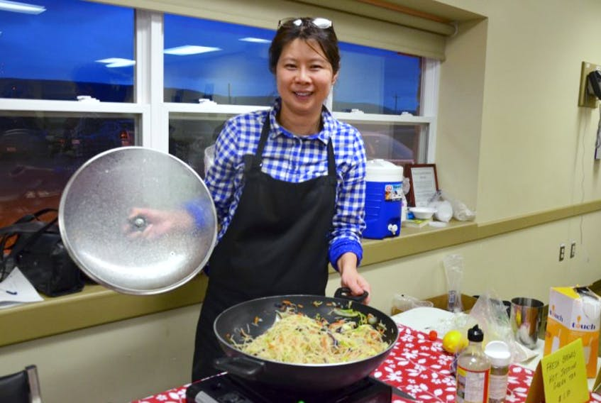 The Friday Night Food Haul in Bridgetown at the fire haul was a big hit with the public last year and promises to be even tastier this year when Season 2 starts Friday, Oct. 2. The event runs every second Friday from 4 to 7 p.m. and features lots of local food.