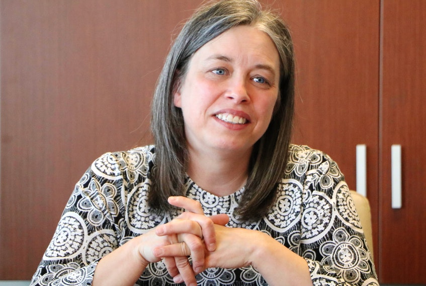 Dr. Janice Fitzgerald, Newfoundland and Labrador's chief medical officer of health, says people need to understand is that the COVID-19 vaccine is safe, being approved through the same rigorous protocols that all vaccines have been approved through. SaltWire Network file photo