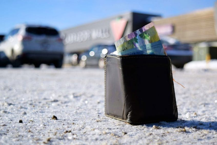 Jason Lawes and his mother, Sandi, have felt the spirit of Christmas after the kind action from a stranger who found Jason's lost wallet.