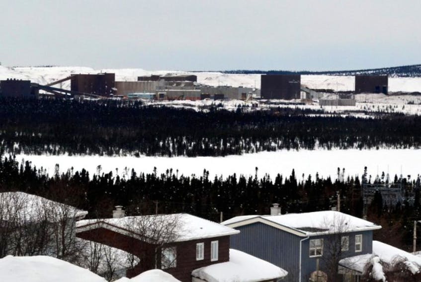 Cliff's Natural Resources, owner of Wabush Mines (pictured), Cliff's Natural Resources is looking to extend CAA protection until Nov. 2015, according to Euclide Hache, United Steel Workers (USW) representative for Labrador District 6.