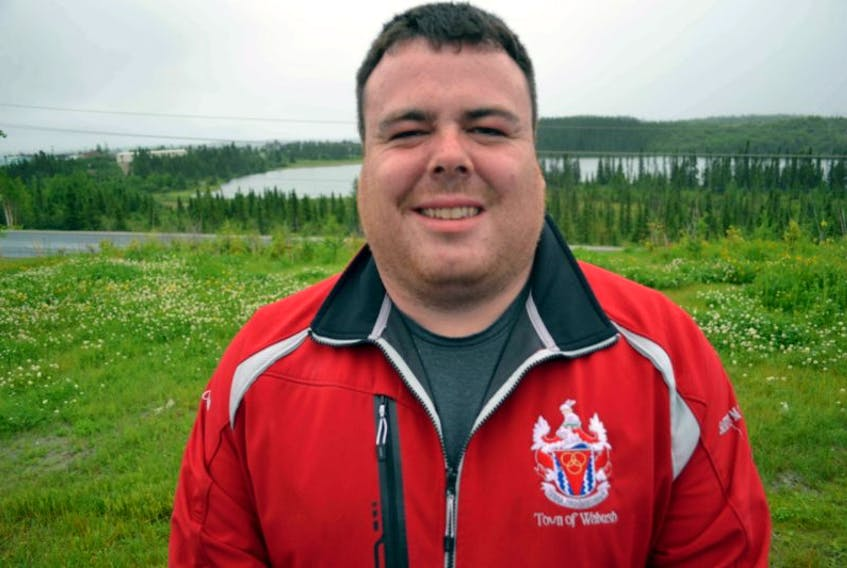 Wabush Mayor Colin Vardy has been working hard with councilors and administration to bring efficiencies for the town to prepare for next year's budget with an estimated half a million dollar deficit.