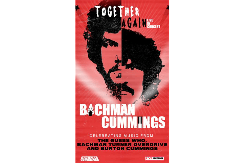 Randy Bachman and Burton Cummings, former front men for The Guess Who, are reuniting for a cross-Canada tour this summer. The tour arrives in St. John's, N.L. on July 17.