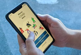 The COVID Alert app is only functional in Ontario, but it's available for people across Canada to download on their smartphones.