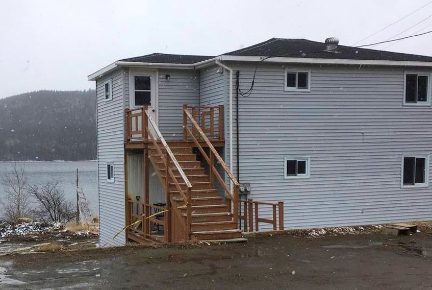 This building in Baie Verte is scheduled to be the home of the town's first microbrewery. Central Voice file photo