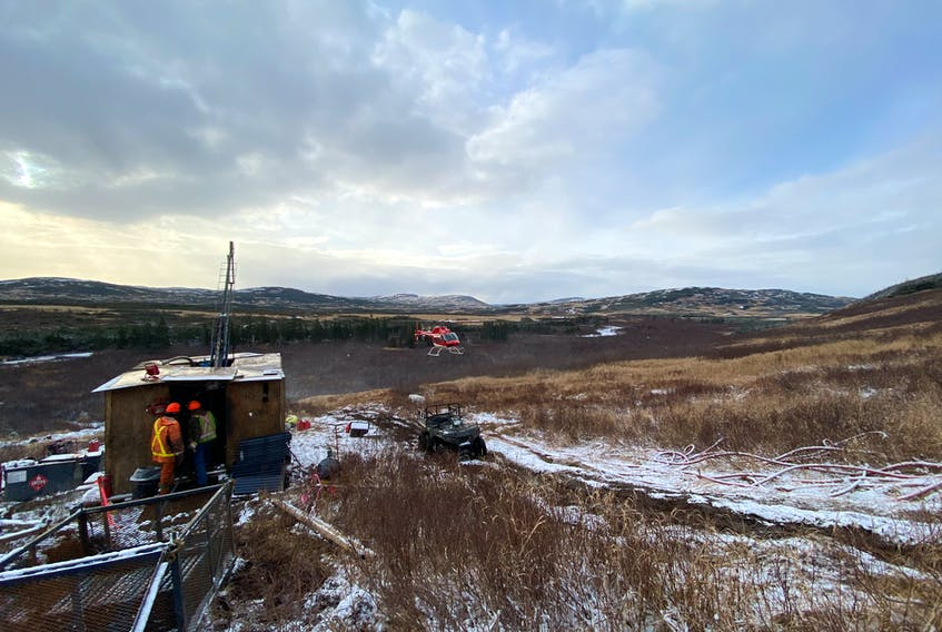 2020 was a busy year for mineral exploration in Newfoundland and Labrador. — Contributed