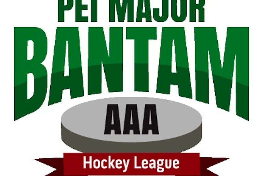 P.E.I. Major Bantam AAA Hockey League. Submitted