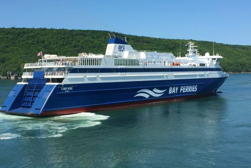 Bay Ferries Limited has announced that service between Saint John, N.B. and Digby, N.S. will be disrupted from Jan. 24 to March 4 due to regularly scheduled maintenance.