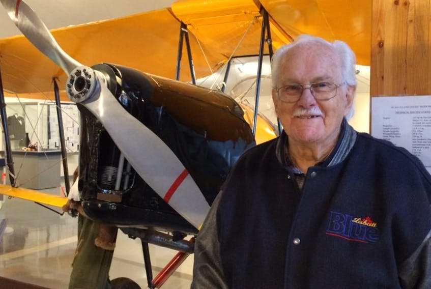 2016 was a record setting year for the North Atlantic Aviation Museum. President Bob Briggs said more than 10,000 visitors passed through the building last year.