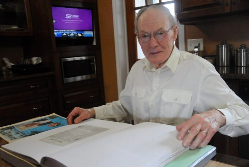 After 25 years and approximately 1,250 articles, Beacon columnist Frank Tibbo will be retiring his Aviation column. His final publication will be on May 25.