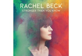 P.E.I. singer-songwriter Rachel Beck has just released her much anticipated second album, Stronger Than You Know. The six-song set was recorded at Daniel Ledwell's Echo Lake studio in Nova Scotia.