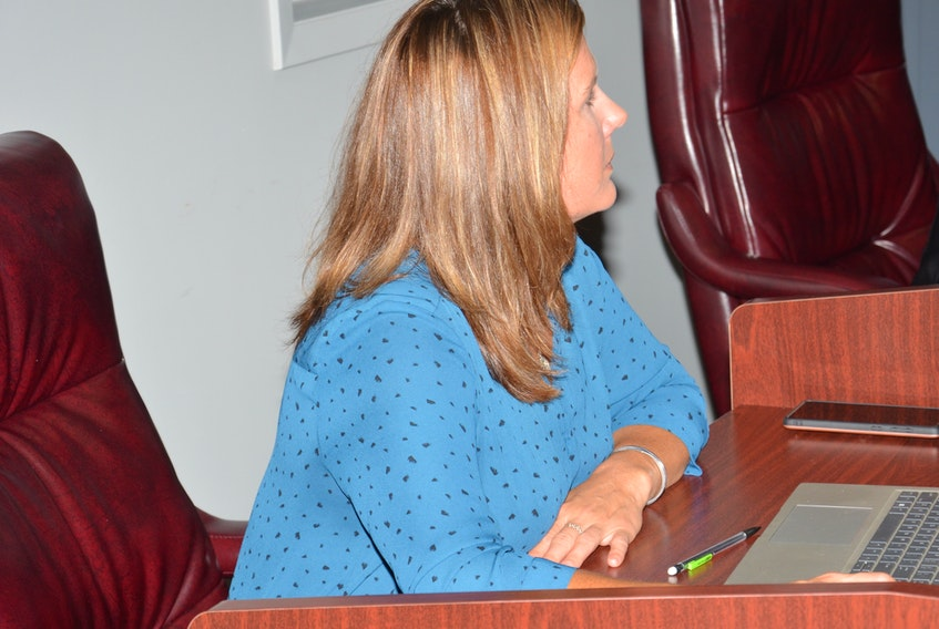 Adrien Bernard's resignation from Kensington Town Council was announced during Monday night's regular monthly meeting.
