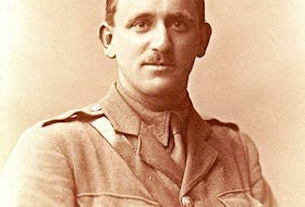 <p>Submitted photo<br />Maj. Bertram Butler, who lived his post-First World War life in Corner Brook, was the Royal Newfoundland Regiment's most decorated soldier.</p>