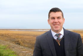 Current Kings-Hants MP Kody Blois will be reoffering for the Liberal Party in the constituency in the next federal election. CONTRIBUTED