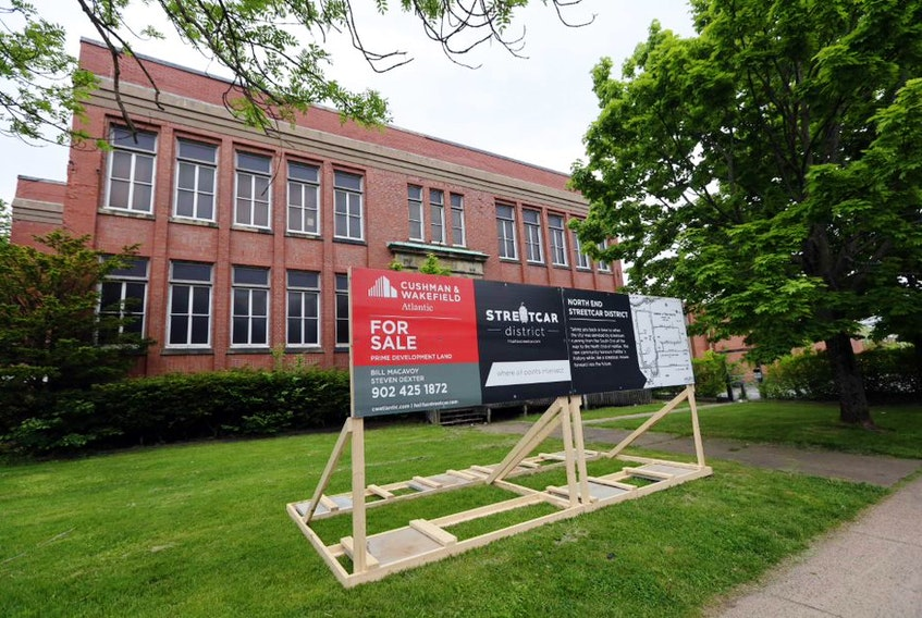 North-end Halifax residents are upset HRM has offered up the old Bloomfield School property to developers after 20 years of grassroots movements like Imagine Bloomfield trying to provide a community use for the property, including a public park.
