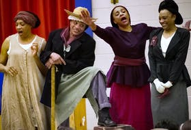 """Actress Leslie McCurdy will bring to life four trailblazing African Canadian women in a production of """"Things My Fore-Sisters Saw,"""" at the Boardmore Playhourse Monday in honour of Black History Month. While in Cape Breton, McCurdy will also be performing in local schools. The trip is sponsored by Cape Breton University, the Cape Breton-Victoria Regional Centre for Education and the UNIA. Submitted Photo"""