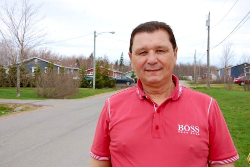 Abegweit First Nation Chief Brian Francis