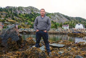Randy Spracklin and the rest of the team at New Found Builders have been getting plenty of calls and emails about their work on HGTV's Rock Solid Builds. Plenty of people have been visiting Brigus, where the show is based, since the first episode aired on Feb. 18. Photo courtesy HGTV Canada.