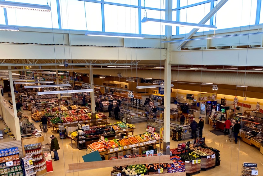Customers can use PC Express service and have groceries delivered from the Yarmouth Atlantic Superstore. Carla Allen Photo