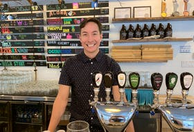 Justin Fong is one of the owners of Quidi Vidi Brewery, Newfoundland and Labrador's biggest microbrewery. He also chairs the Newfoundland and Labrador Craft Brewers Association. — Andrew Robinson/The Telegram