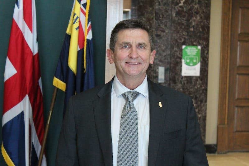 Derek Bennett was elected the Speaker of the House. — SaltWire Network File Photo