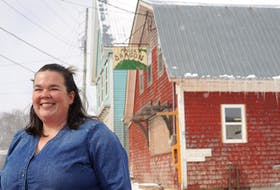 Michelle Hodgeson recently bought the old Magik Dragon store in Murray River to open Salvage Garden Consignment, a clothing consignment store.