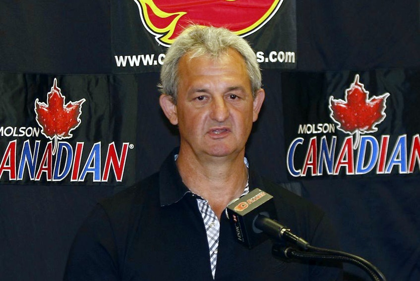 Calgary Flames new head coach Darryl Sutter has a reputation as a rather demanding bench boss And that doesn't bother the Flames current crop of stars in the least.