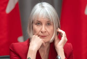 Federal Health Minister Patty Hajdu