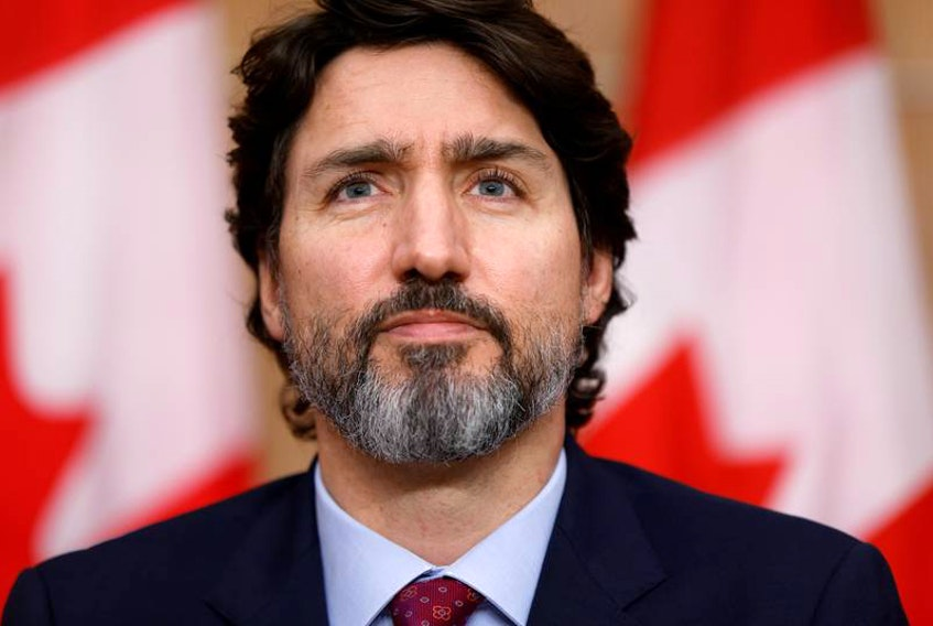 Prime Minister Justin Trudeau spoke with The Guardian Tuesday morning by phone ahead of a conversation with Premier Dennis King later in the day.