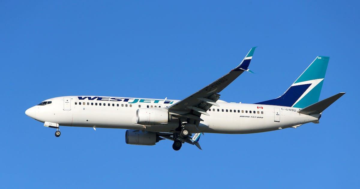 Windsor senior 'furious' at WestJet over refund rejection | Saltwire