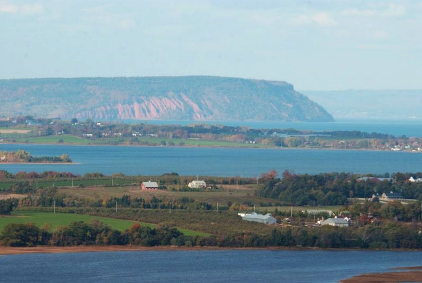 Mi'kmaw in the Valley believe Kluskap resides on Cape Blomidon. File