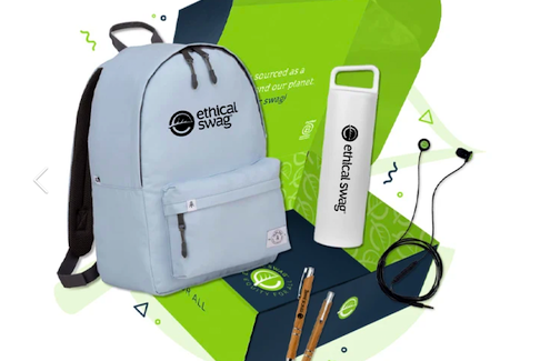 Cape Breton company Ethical Swag enjoyed a 30 per cent growth in 2020, triggered by the popularity of its swag packs.