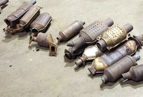 Cape Breton Regional Police are investigating a spike in the theft of catalytic converters in the CBRM and are advising the public to be vigilant. CONTRIBUTED