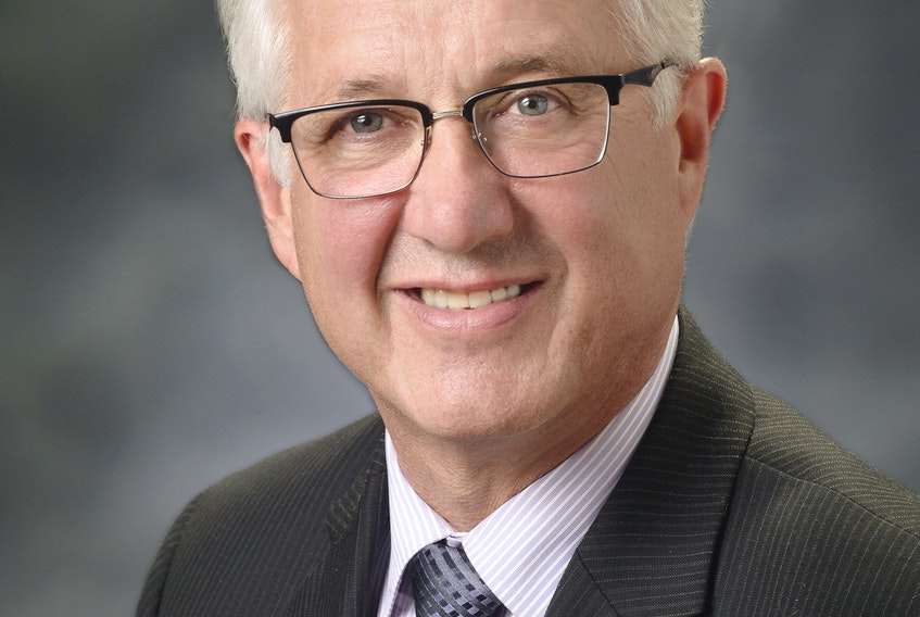 Gordon MacInnis, Cape Breton University's vice-president of finance and operations, said the institution is going to feel the effects of the COVID-19 pandemic for at least two year as smaller classes for this year will continue through their programs.