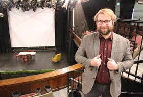 Wesley Colford, artistic and executive director of the Highland Arts Theatre, has found the way to explain their gender identity after years of self-exploration and education. NICOLE SULLIVAN/CAPE BRETON POST FILE PHOTO