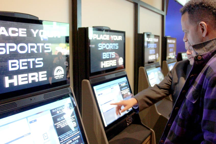 Network Sticks Sports Book & Grill, at the Akwesasne Mohawk Casino Resort, held its official opening Jan. 17, 2020. The venue allows for live sports betting on a variety of professional sports.