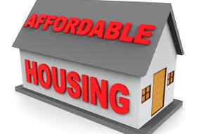 Affordable housing is a key item for those dealing with poverty. STOCK IMAGE