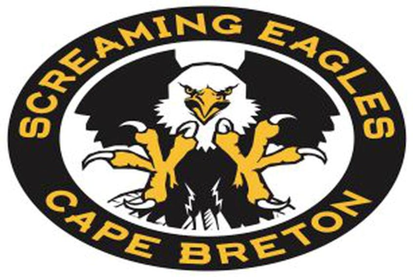 Cape Breton Screaming Eagles.