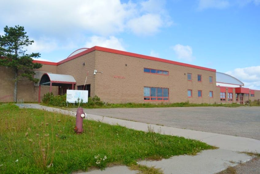 The Bayplex sits idle this week as its future continues to be sorted out. The Glace Bay facility closed in July after 21 years in operation due to a need for renovations.