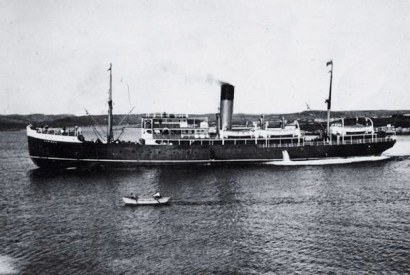 Saturday marks the 75th anniversary of the sinking of the SS Caribou, which went down in the early morning hours of Oct. 14, 1942. The North Sydney Historical Society will hold a memorial service to remember the anniversary at the North Sydney Historical Museum on Friday.