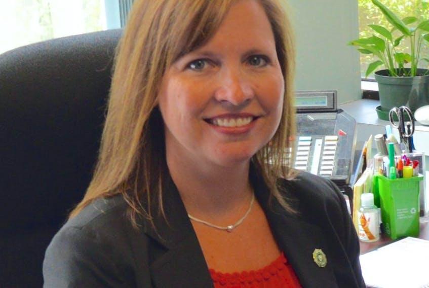Jennifer Campbell, CFO of the Cape Breton Regional Municipality.
