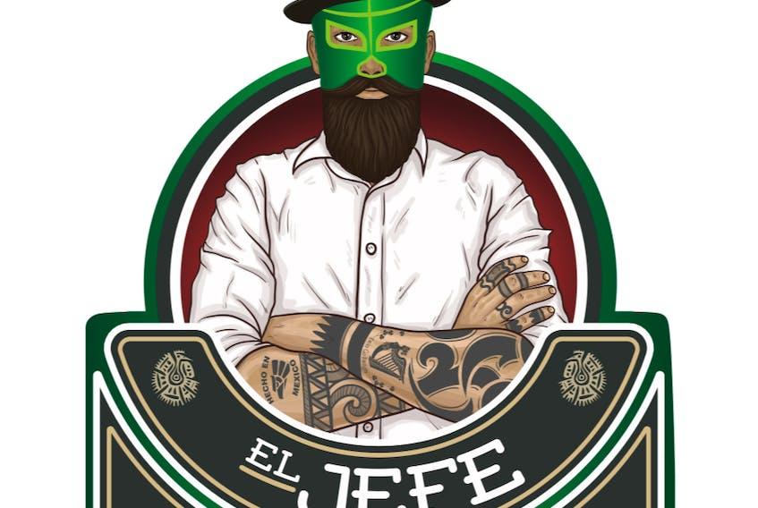 The logo for El Jefe Taco Bar.