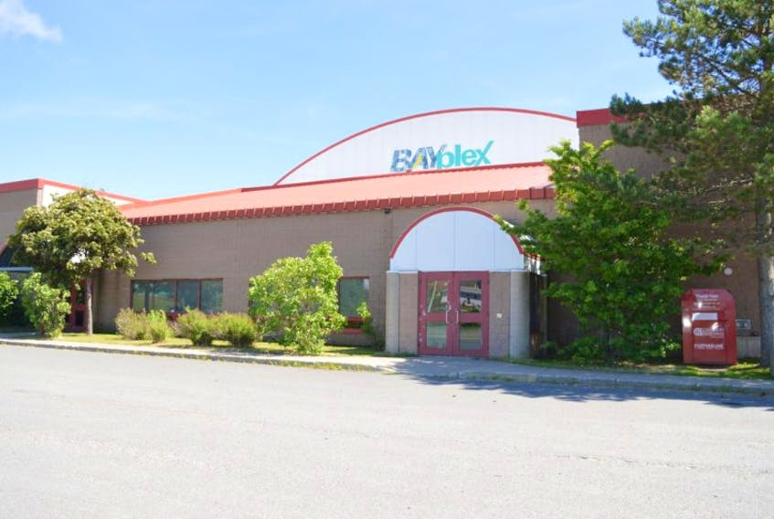The Bayplex in Glace Bay is closing for renovations.