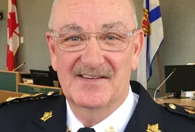 Peter McIsaac served as chief of the Cape Breton Regional Police Service from 2011 until the summer of 2019, when he went on medical leave. CONTRIBUTED