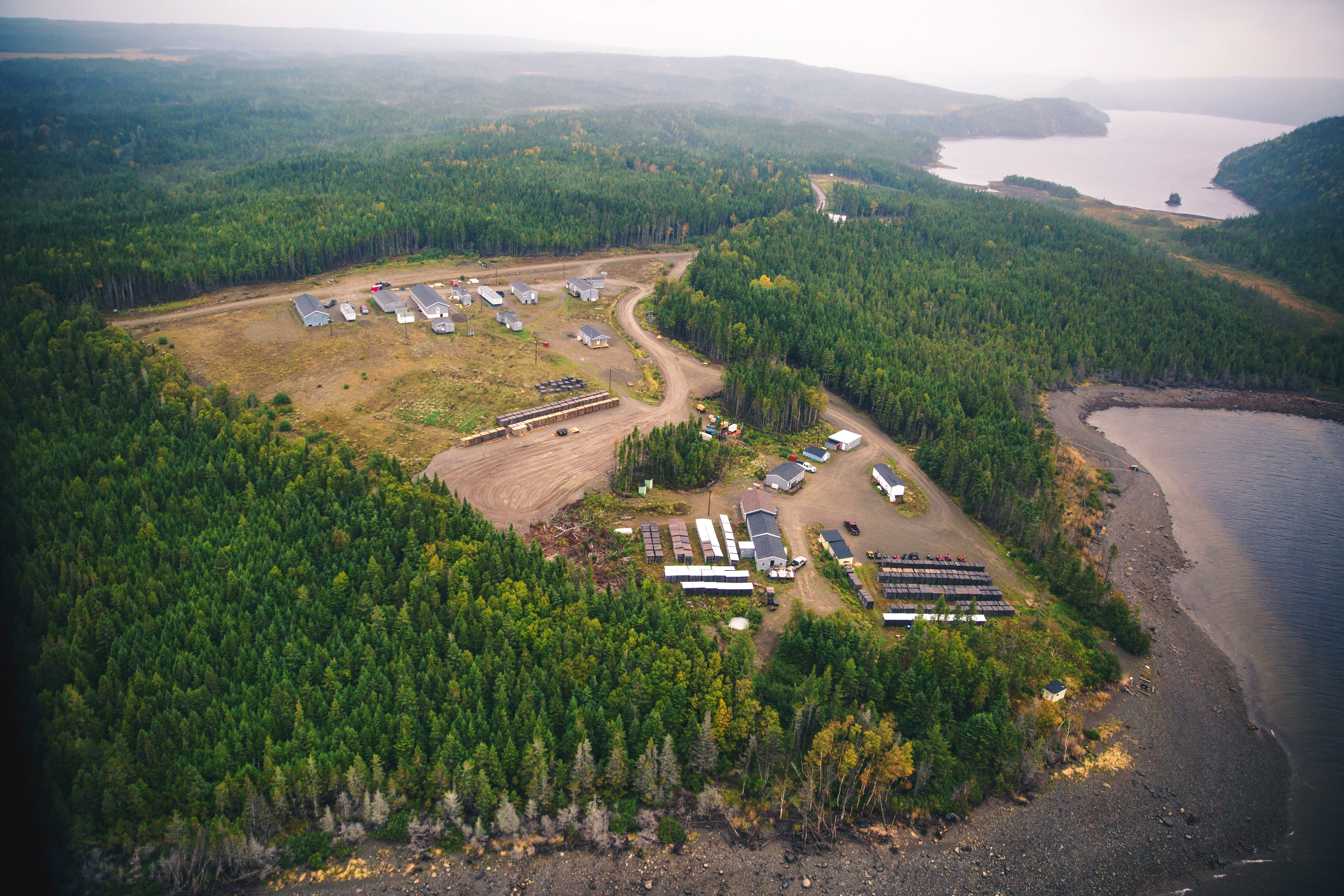 Marathon Gold's Valentine Lake project is anticipated to produce over a decade of employment for the region. Contributed photo