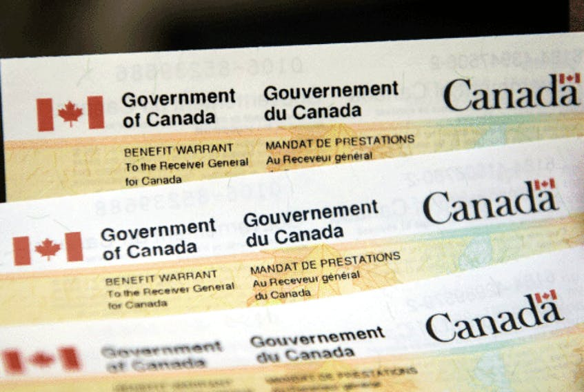 CERB provides up to $2,000 per month for self-employed and employed Canadians who have lost work because of COVID-19.